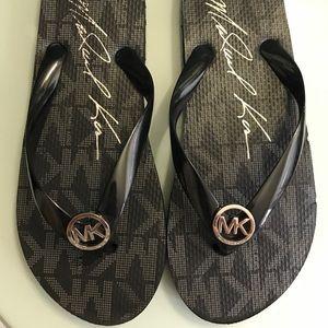 Michael lord flip flops
